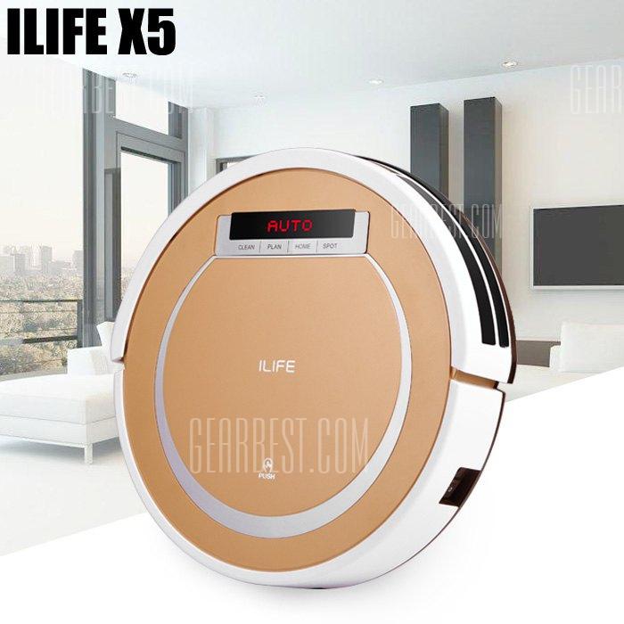 שואב אבק רובוטי iLife X5