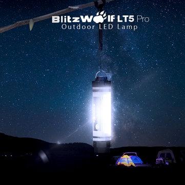 BW-LT5 Pro – פנס קמפינג, סוללה ועוד!