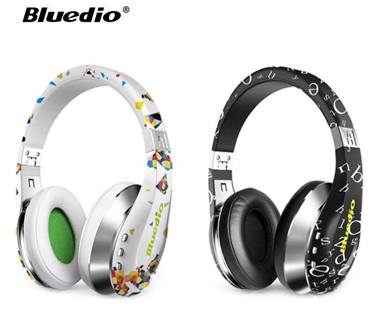 Bluedio A (Air) Wireless Bluetooth Headphones