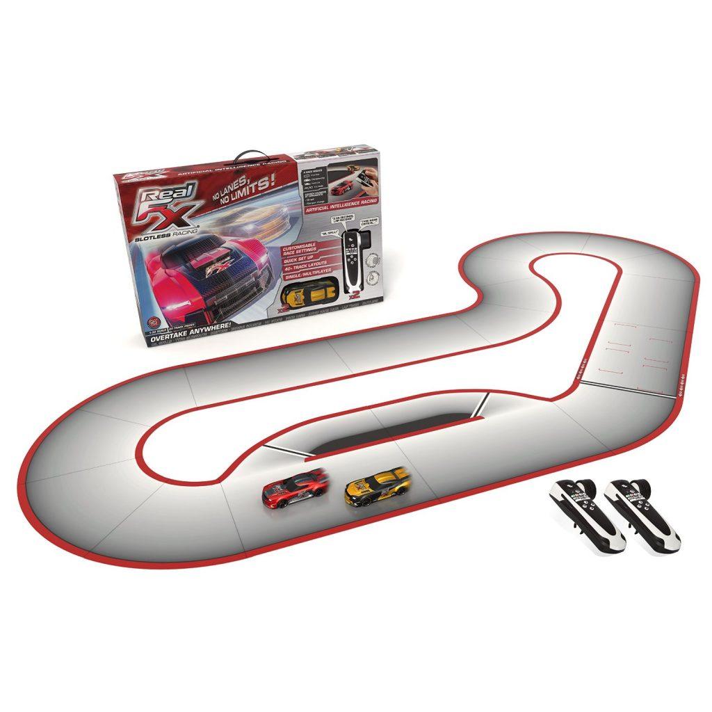 מירוץ מכוניות על גבי מסלול – אפשרות למשחק גם נגד מחשב