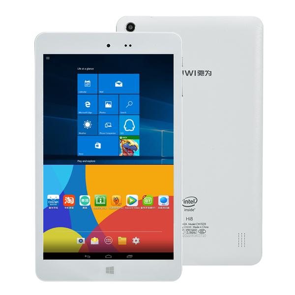 Chuwi HI8 Intel Z3736F Quad Core 8 Inch Dual Boot Tablet