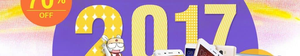 פותחים את 2017 עם המחירים הכי טובים על סמארטפונים של שיאומי!