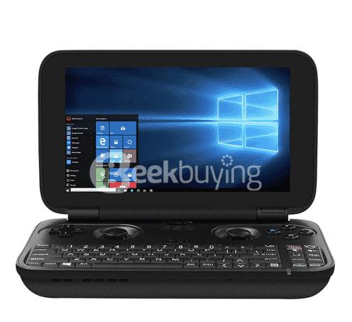 GPD Win Intel Z8700 Windows 10 4GB/64GB Gamepad Tablet PC @Geekbuying + Free Sample $319.99