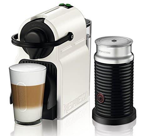 ביקשתם קיבלתם! דיל היום! מכונת אספרסו Nespresso Inissia כולל מקציף חלב ב₪555 בלבד!