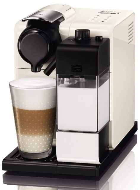 דיל היום! מכונת Nespresso Lattissima Touch כוללת מקציף חלב מובנה ב925₪ בלבד!