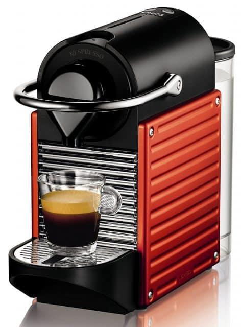דיל היום! מכונת אספרסו Nespresso PIXIE ב₪461 בלבד!