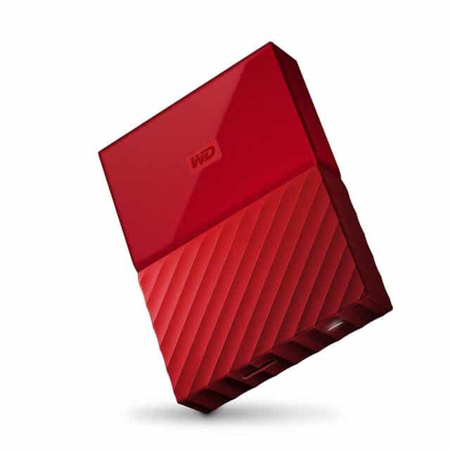 """כונן קשיח חיצוני נייד Western Digital  2TB USB 3.0 במחיר 324 ש""""ח בלבד!"""
