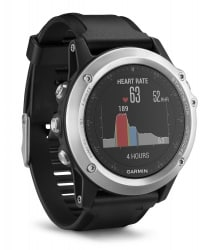 """שעון ספורט Garmin Fenix 3 HR GPS Navigation רק 1234 ש""""ח"""