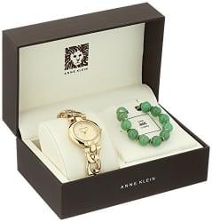 סט שעון+צמיד לנשים מבית Anne Klein  רק ב 49$ כולל משלוח עד הבית!