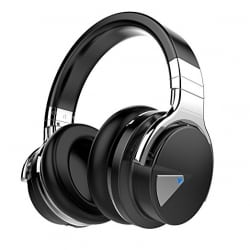 Cowin E-7 – אוזניות בלוטות' עם סינון רעשים אקטיבי – עם קופון 40$ הנחה!!! רק $64.71 עם משלוח מהיר ואחריות אמזון!
