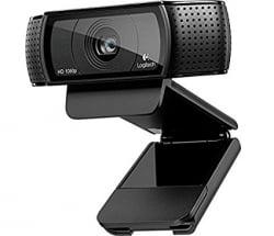 דיל היום! מצלמת רשת לוג'יטק Logitech HD Pro Webcam C920 ב₪186 בלבד!