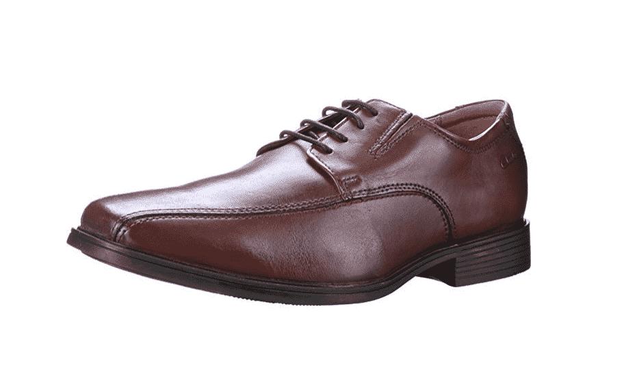 נעלים לגבר Clarks Tilden Walk Oxford רק 66$ כולל משלוח עד הבית!