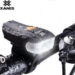 """XANES SFL-01- פנס LED עמיד במים, הפעלה אוטומטית ושלל מצבים, נטען בUSB – רק 27ש""""ח!"""