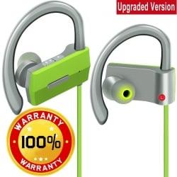 """אוזניות בלוטוס לריצה Waterproof Noise Reduction HD Stereo 4.1 רק 23$ כולל משלוח ע""""י USHOPS"""