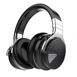 COWIN E7 – דיל היום באמזון! אוזניות בלוטות' מעולות עם סינון רעשים אקטיבי! סוללה ל30 שעות! רק 64$ עד הבית!