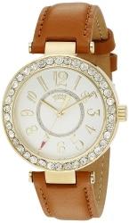 שעון נשים Juicy Couture Cali Analog Display Japanese Quartz רק 57$ כולל משלוח עד הבית!