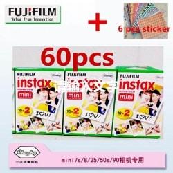 סרט צילום (60 תמונות) למצלמת 8 Instax Mini ב₪153 בלבד!