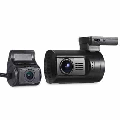 קופון חדש! Mini 0906 – מצלמת הרכב הדו צדדית המומלצת ביותר! במחיר הטוב ברשת! רק $105.99!