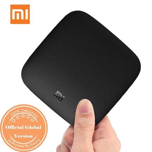 XIAOMI 4K Mi Box Android TV רק 62.99$