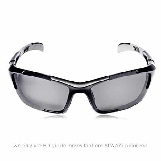 Hulislem Blade Sport Polarized – משקפי שמש עמידות עם מאות ביקורות חיוביות – רק ב21.41$ מאמזון!