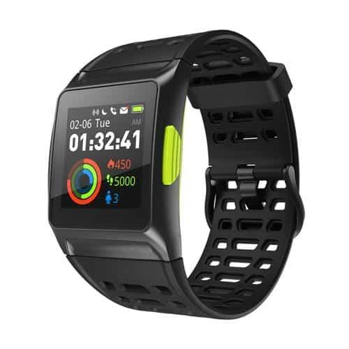 עדכון סקירות חדשות! – Makibes BR1 – שעון ספורט ודופק חכם במחיר בלעדי לגולשי האתר!