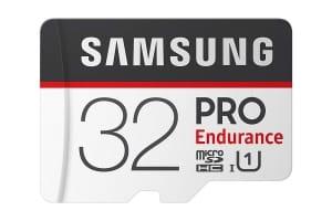 כרטיסי זיכרון עמידים (למצלמות רכב, אבטחה וכד') וגם מהירים? זה אפשרי! SAMSUNG ENDURANCE PRO! החל מ30$!