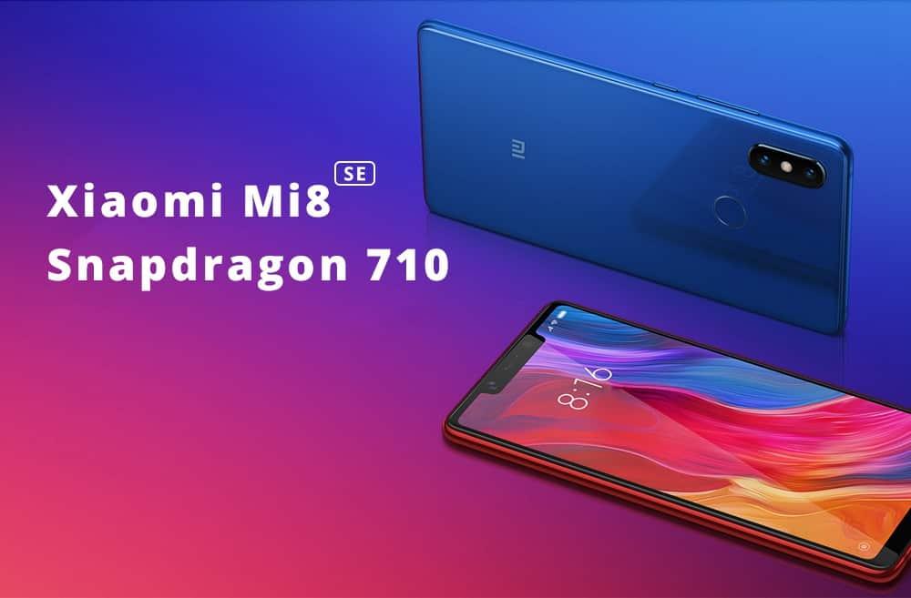 ירידת מחיר: Xiaomi Mi8 SE החדש במחיר הטוב ביותר עד היום! רק 276$!