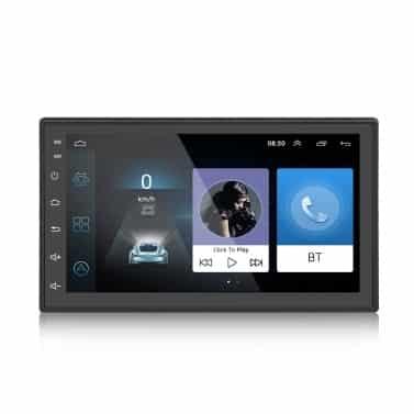 """מערכת חכמה לרכב – מסך 6.9"""" – אנדרואיד 7 – בלוטות', מולטימדיה – עם חיבור למצלמת רברס ועוד – ב- 87.99 $"""