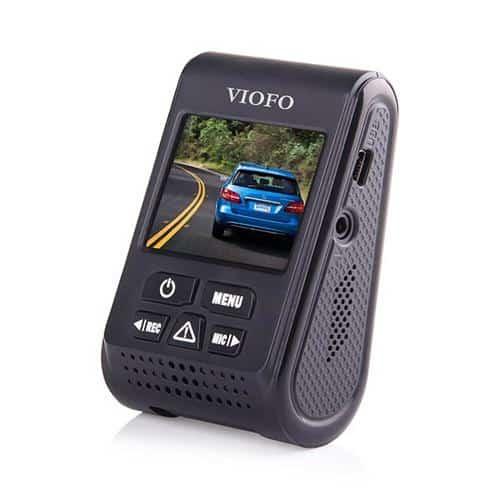 מצלמת הרכב הכי מומלצת – VIOFO A119 V2 עם GPS ובלי מכס! – רק 74.99$!