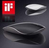 זוכה פרסי עיצוב: עכבר לייזר שקט – מבית RAPOO – מבוסס מגע – ב- 26.72 $ !