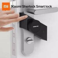 MIJIA M1 SHERLOCK – המנעול החכם של שיאומי – בירידת מחיר:   61.93$ !