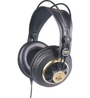 חצי מחיר: אוזניותAKG K240 STUDIO – בירידת מחיר: כ-250 ₪ !!! [בארץ 490₪ ] – כולל משלוח, מיסים ואחריות אמזון!