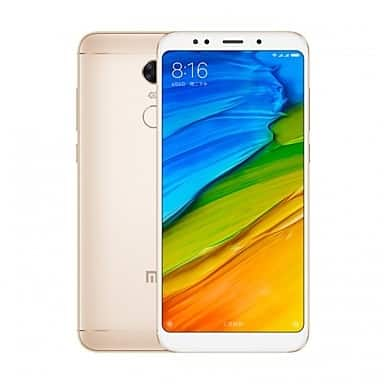 "Xiaomi Redmi 5 Plus Global Version 5.99 inch "" 4G Smartphone (3GB + 32GB 12 mp Qualcomm Snapdragon 625 4000 mAh mAh) 6430171 2018 – €149.39"