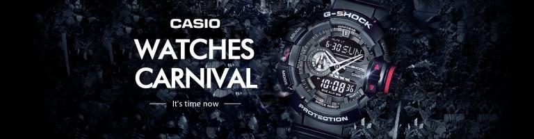 מבצע שעוני Casio בDX!