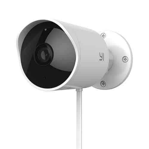 YI Outdoor – מצלמת האבטחה המומלצת במחיר גניבה! גרסא בינלאומית! רק 67.99$! ללא מכס!