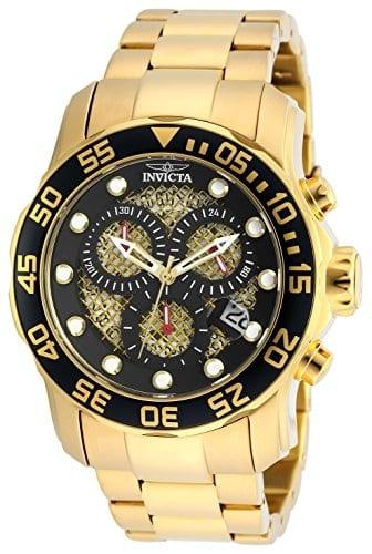 שעוני צלילה של Invicta (סדרת Pro Diver) עם צלילה חדה במחיר!