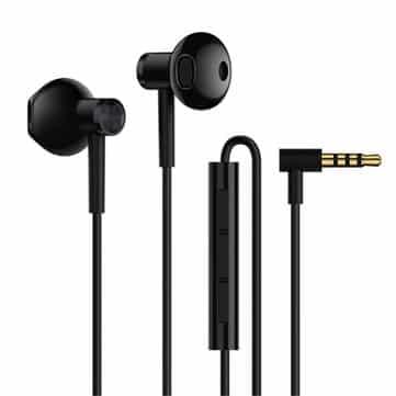 אוהבים את האוזניות של אפל? עכשיו יש אופציה זולה ומצויינת! Xiaomi Half in עם דרייברים כפולים! רק ב- 9.99$!