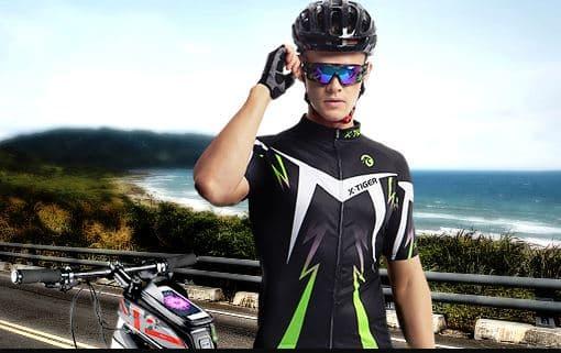 רוכבי אופניים התפקדו! סייל |X-TIGER וROCKBROS! ביגוד, מעמדים לטלפון, פנסים, קסדות, משקפיים ועוד!