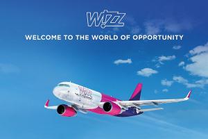 """טיסות WIZZ AIR מאילת בהחל מ-39 ש""""ח בלבד למגוון יעדים מאוקטובר הקרוב"""