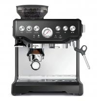 """מכונת אספרסו/קפה מקצועית – הכי נמכרת באמזון! Sage/Breville The Barista Express – רק ב2043 ש""""ח עד הבית!"""