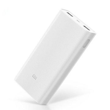 Xiaomi 2c 20000mah סוללת הגיבוי/מטען נייד הכי נמכר והכי מומלץ! רק ב$19.79!