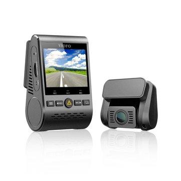 בלעדי! Viofo a129 Duo – מצלמת הרכב המומלצת ביותר לנהג הישראלי – עם מצלמה אחורית וGPS רק ב117$!!! (ואפשרות ביטוח מכס!)