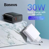 מטען מהיר Baseus Quick Charge 4 רק ב11.79$! תומך גם בPD וHUWAEI!