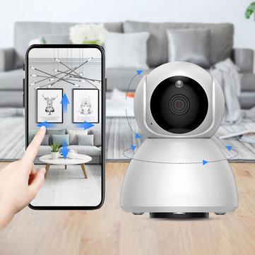 Xiaovv Q8 HD 1080P 360° – מצלמת רשת חכמה חדשה מבית שיאומי – רק ב17.99$!