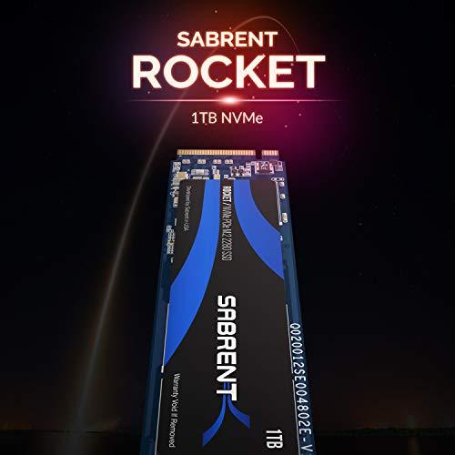כונני Sabrent NVMe – כל הנפחים במחירים מטורפים!