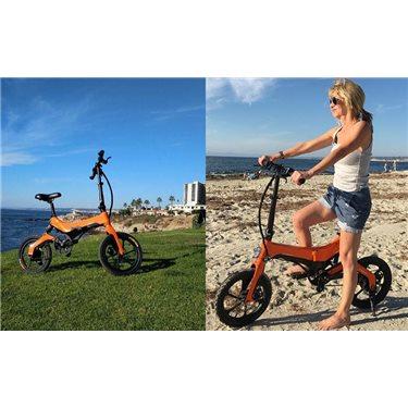 """אופניים חשמליים Arion R6 במחיר 2,490 ש""""ח (הכי זול בזאפ) וגם רמקול SkullCandy מתנה!"""
