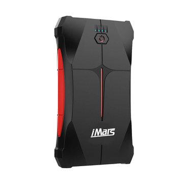 סוללת גיבוי ובוסטר חירום לרכב – IMARS 1000a 13800mah – עמיד למים ונפילות! רק ב44$ כולל משלוח!
