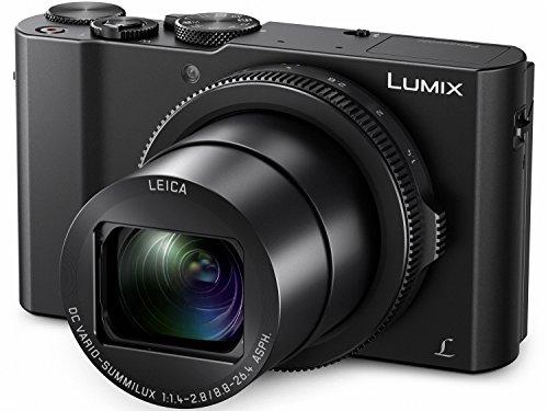 """PANASONIC LUMIX LX10 – מצלמה קומפקטית איכותית – 2114 ש""""ח"""