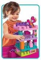 יש לי קוביות קטנות | Mega Bloks קוביות המשחק מבית פישר פרייס בלקט מיוחד!