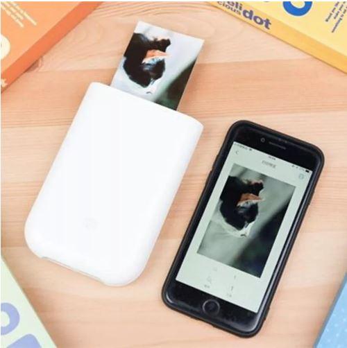 XIAOMI Pocket מדפסת בלוטות' קומפקטית ניידת רק ₪234כולל משלוח!